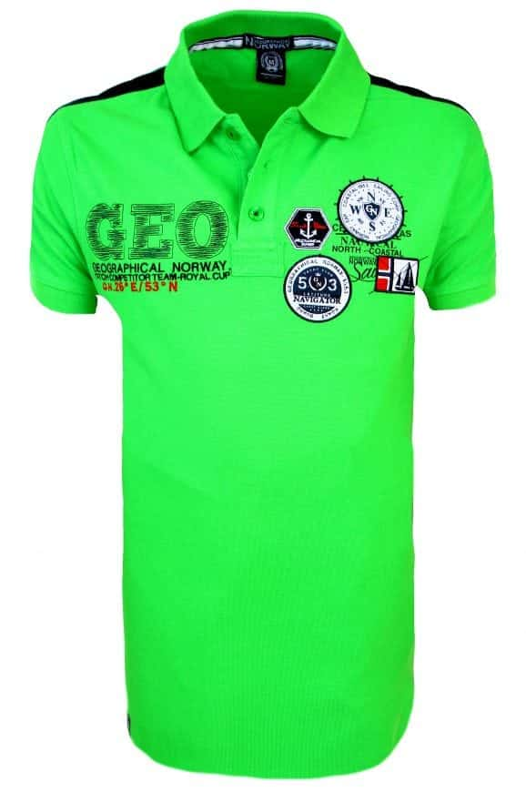 Geographical Norway Heren Poloshirts Katal 22