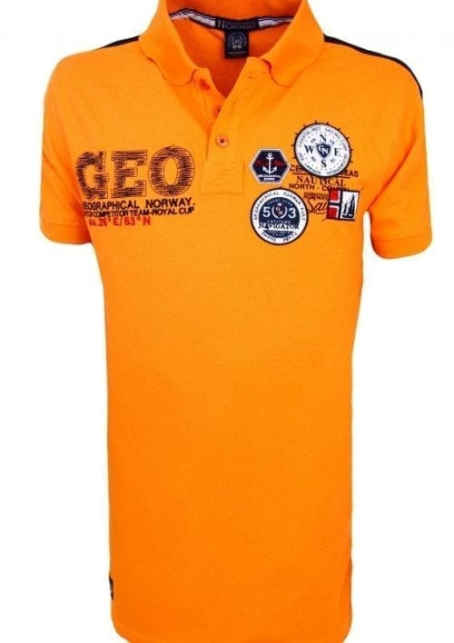 Geographical Norway Heren Poloshirts Katal 34
