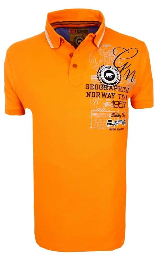 Geographical Norway Heren Poloshirts Kelov 15