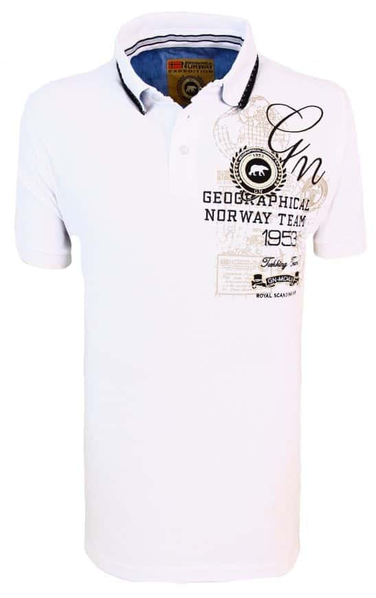 Geographical Norway Heren Poloshirts Kelov 19