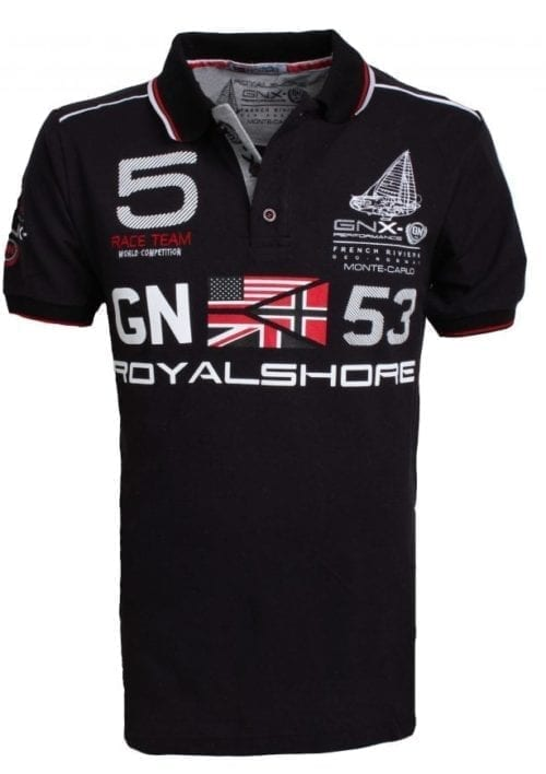 Geographical Norway Poloshirts Heren Kacing 1