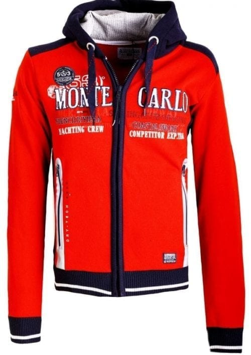 Geographical Norway Vest Heren Gindwiller Rood 3 Large