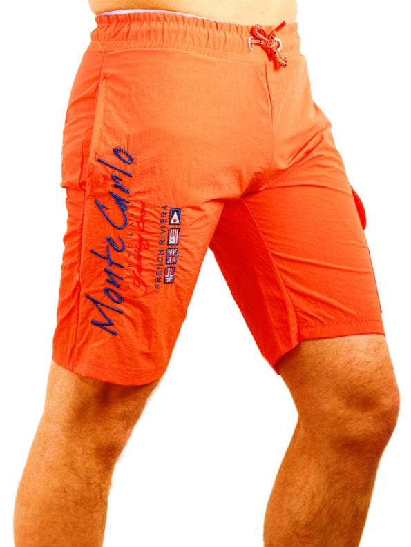 Geographical Norway zwembroek koraal quaractere swimshort Bendelli (2)
