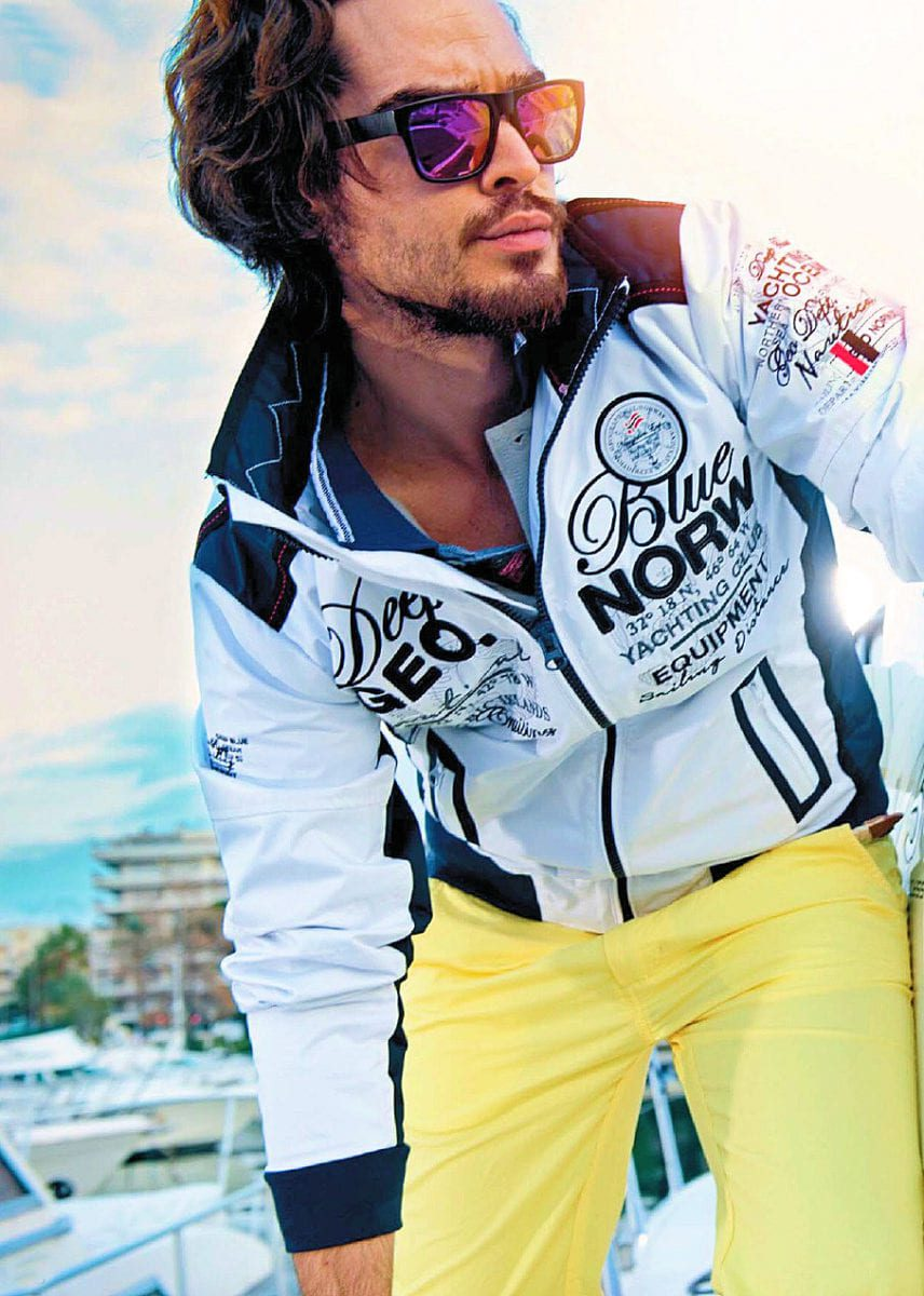 Geographical Norway Zomerjassen wit