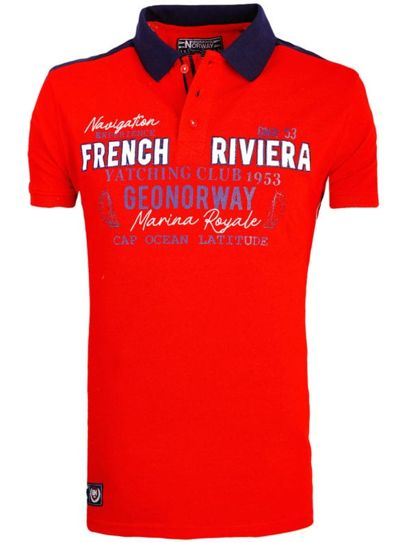 Geographical Norway polo rood french riviera marina royal Kampus bendelli (2)