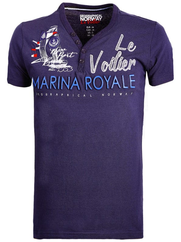 Geographical-Norway-t-shirt-heren-marina-royale-blauw-joiles-bendelli (2)