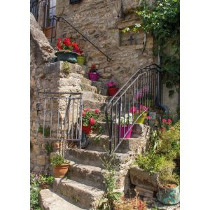1800397166_4-buitenschilderij-flowers-on-stairs-collection-70x130
